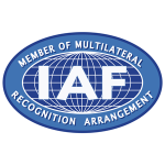 International Accreditation Forum Certified